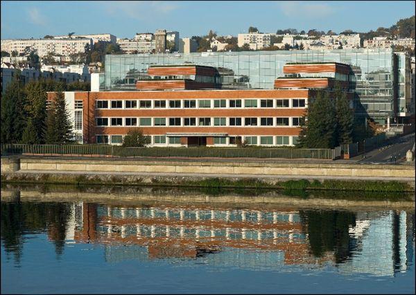 Rénovation énergétique du bâtiment Le Boma
