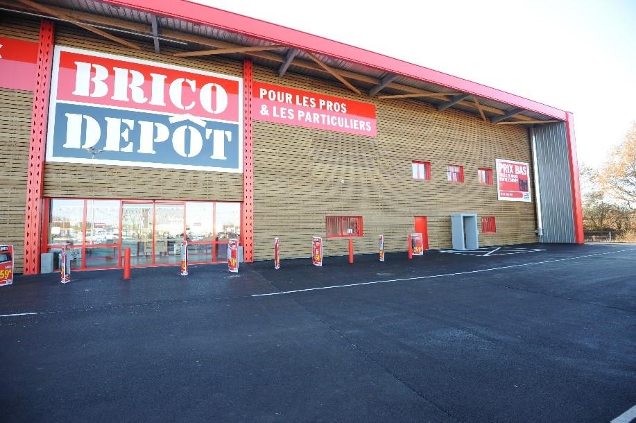 AMO BREEAM Brico Depot
