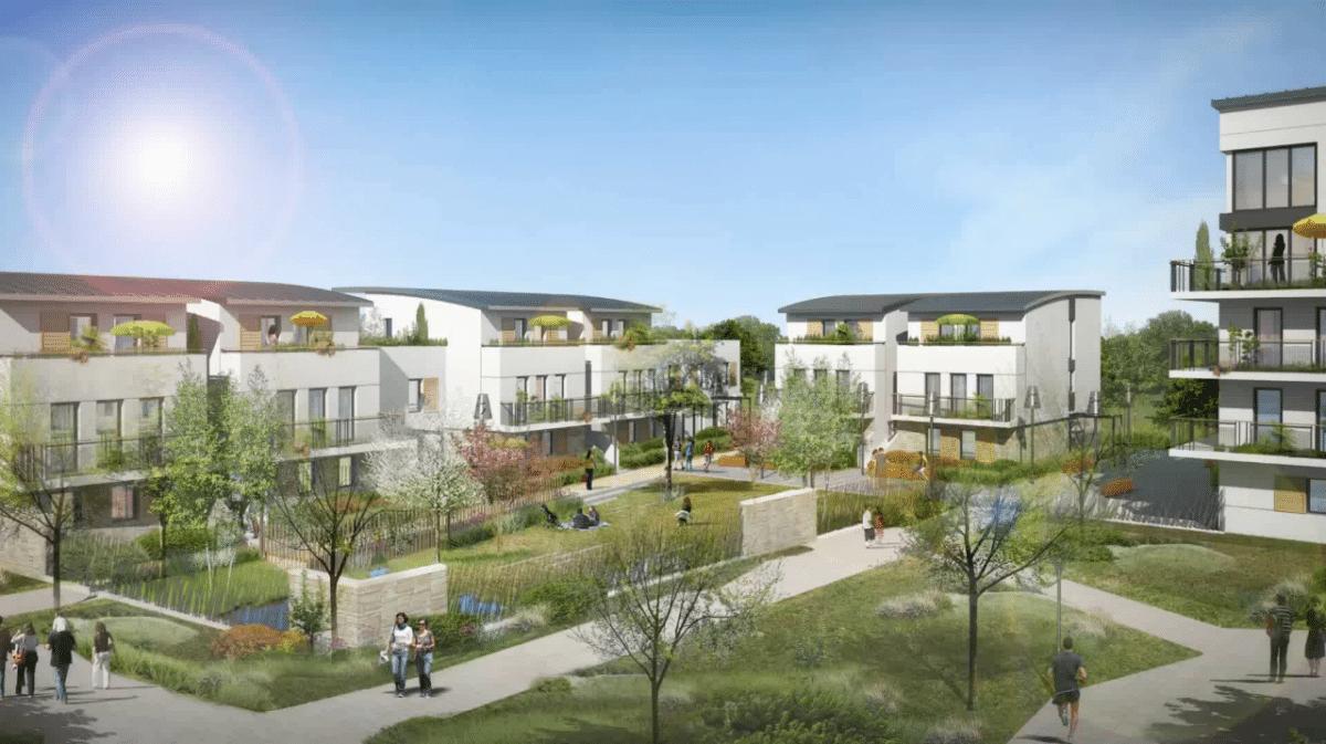Construction de logements neufs thpe et bepos pour nexity for Construction de logements neufs