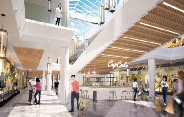 centre commercial v2 villeneuve-d'ascq