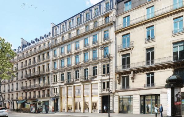 rénovation Immeuble Haussmannien
