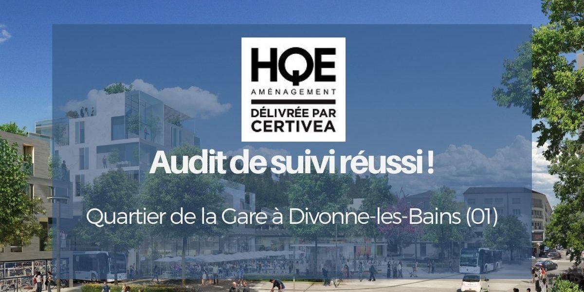 HQE Aménagement EcoQuartier de la Gare