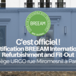 Certification BREEAM Bureaux