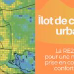 effet ilot de chaleur urbain