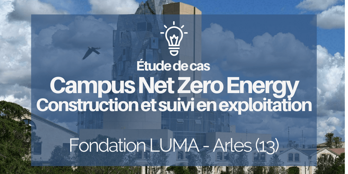 AMO Environnement campus net 0 energy